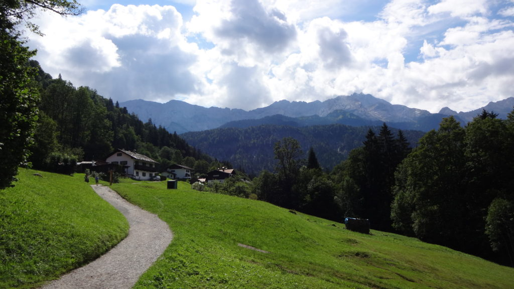Garmisch-Partenkirchen Partnachklamm