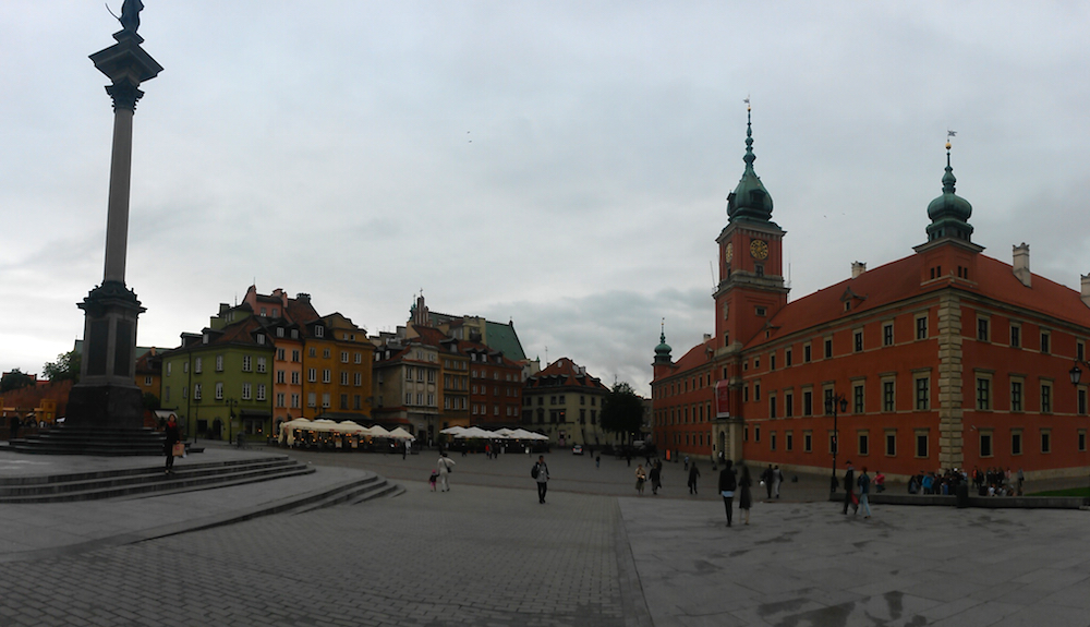 Travel guide: Warsaw, Poland